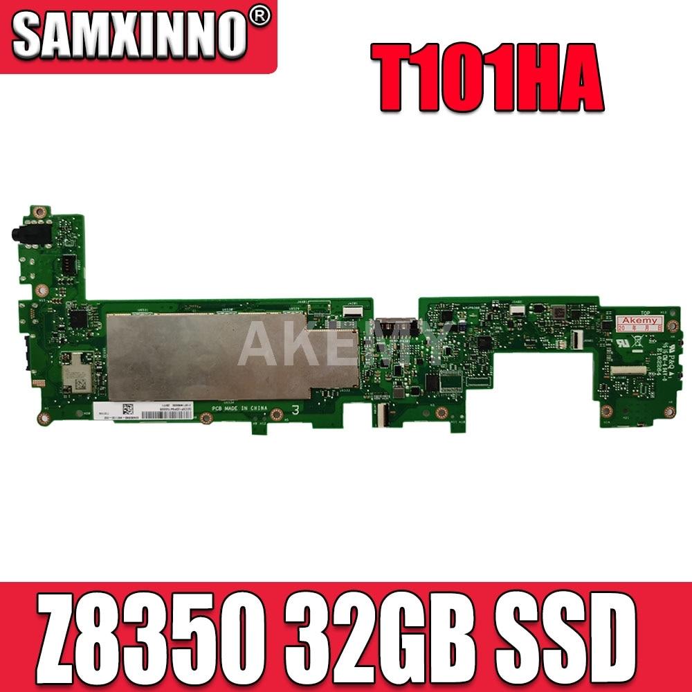 T101HA MAIN_BD._ 2G/Z8350 32G/64G-SSD para Asus Transformer MINI T101H T101HA prueba de placa base buena envío gratis