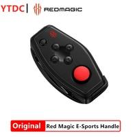 Original Nubia RedMagic 5G E-Sports Handle Nubia  RedMagic 5G Handle Protection Case For Nubai RedMagic 5G Phone Play Games