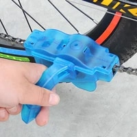 portable bicycle bike chain cleaner brushes scrubber wash tool mountain cycling cleaning brush kit outdoor accessory