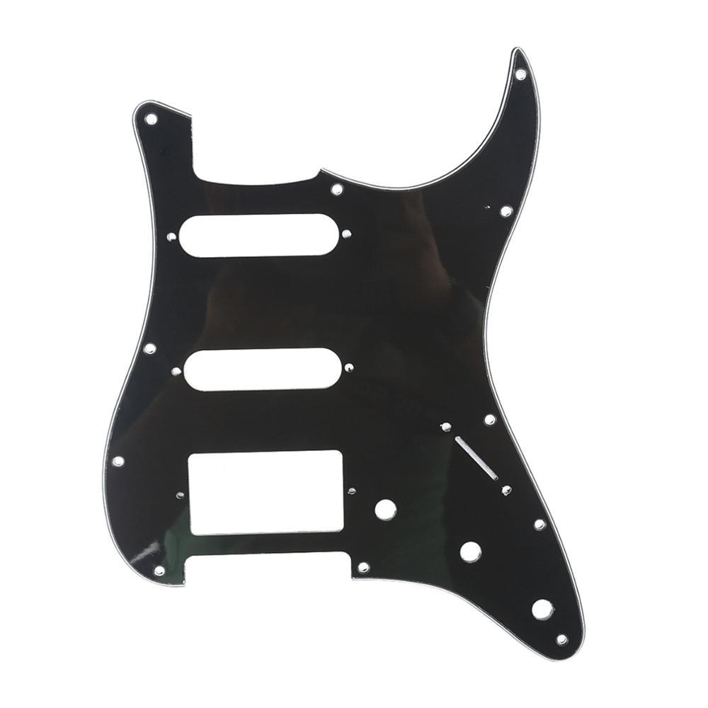 Musiclily HSS 11 agujero guitarra golpeador Strat para Fender EE. UU./mexicano hecho...