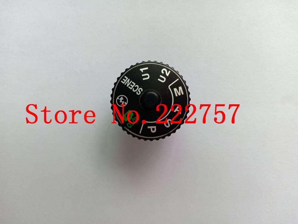 new FOR Nikon D7100 Top cover Dial Mode Button Unit Replacement Repair Part