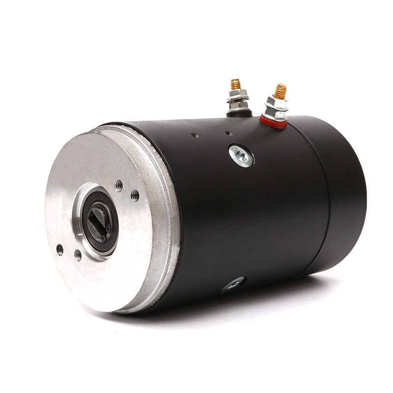 12V 1.6KW, 24v2.5kw DC Motor Power Unit Motor Copper Wire Movement The Brush DC Motor Electrical 12v, 24v Micro-motor enlarge
