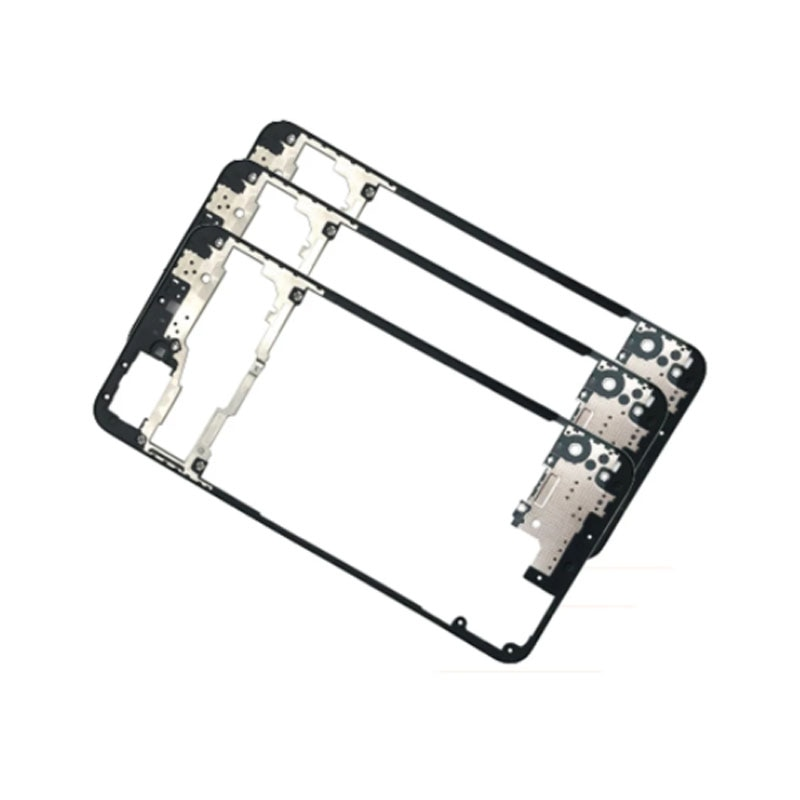 For Huawei Nova 2S Back Bezel LCD Supporting Middle Frame Rear Plate Housing Faceplate Bezel Front F