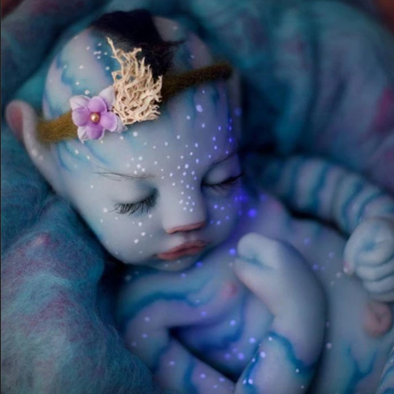 30/55cm Silicone Reborn Doll Simulation Baby Bebe Dolls Reborn Soft Toddler Baby Toys For Girls Chil
