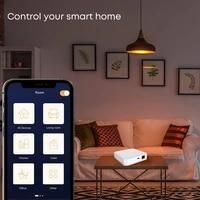 ZigBee 3 0 Smart Gateway Tuya Smart ZigBee Hub Smart Life APP Remote Controller Smart Home Bridge Works with Alexa Google Home