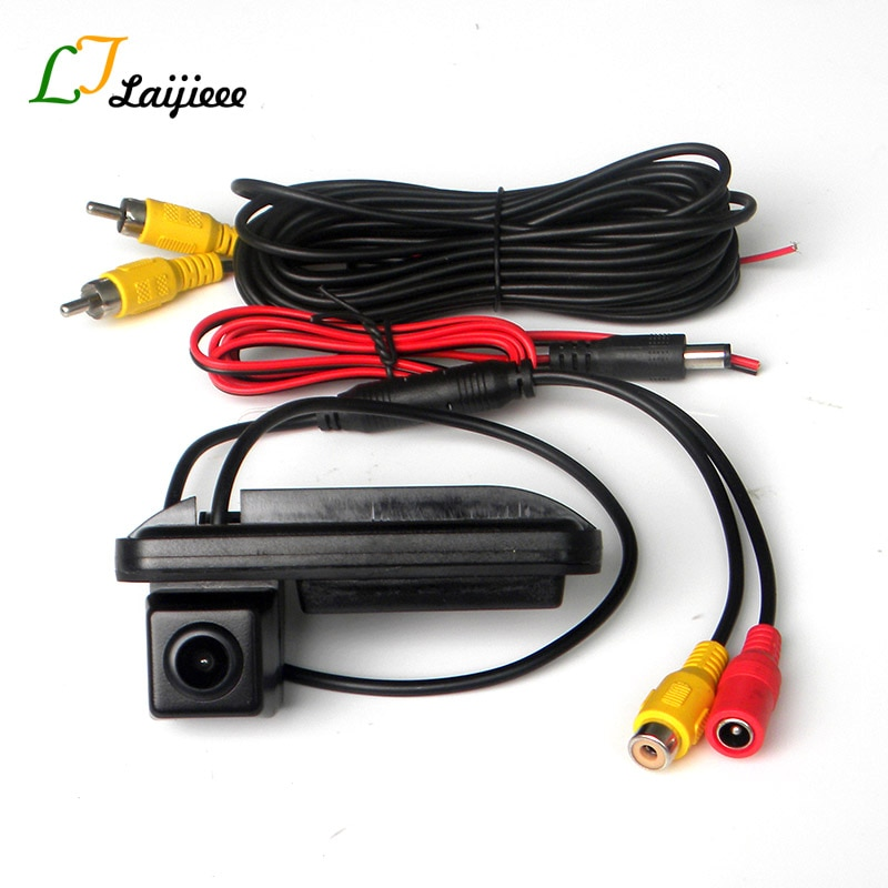 For Mercedes Benz B Calss W246 2012~2018 Reverse Camera Kit / HD Rearview Backup Parking Camera With Interface Update OEM Screen