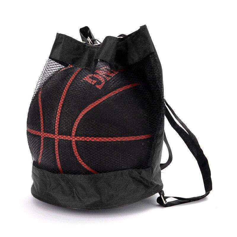 Баскетбольный рюкзак Оксфорд сумка через плечо баскетбольная сетка сумка волейбольная Футбольная сумка