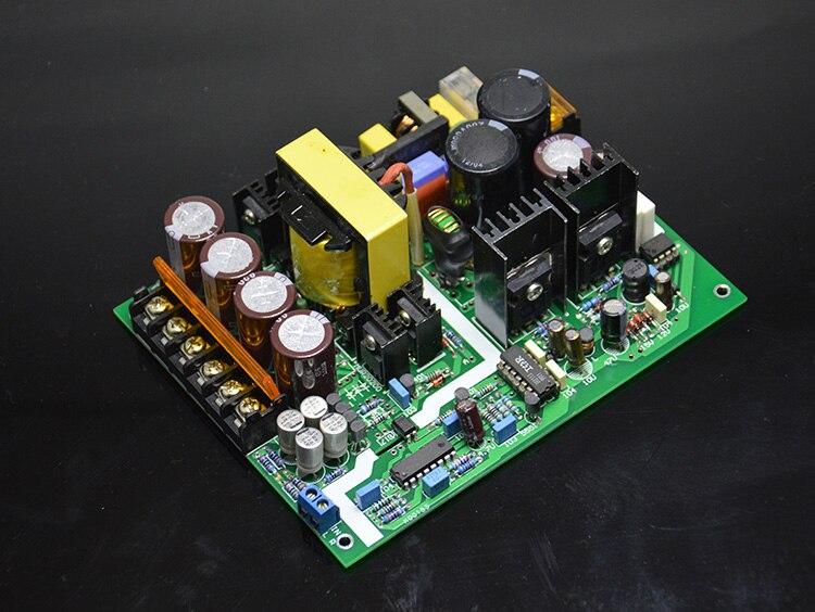 500W 600W amplificador de conmutación fuente de alimentación doble de potencia de tensión ± 40V ± 46V ± 58V ± 71V de potencia Digital de H121