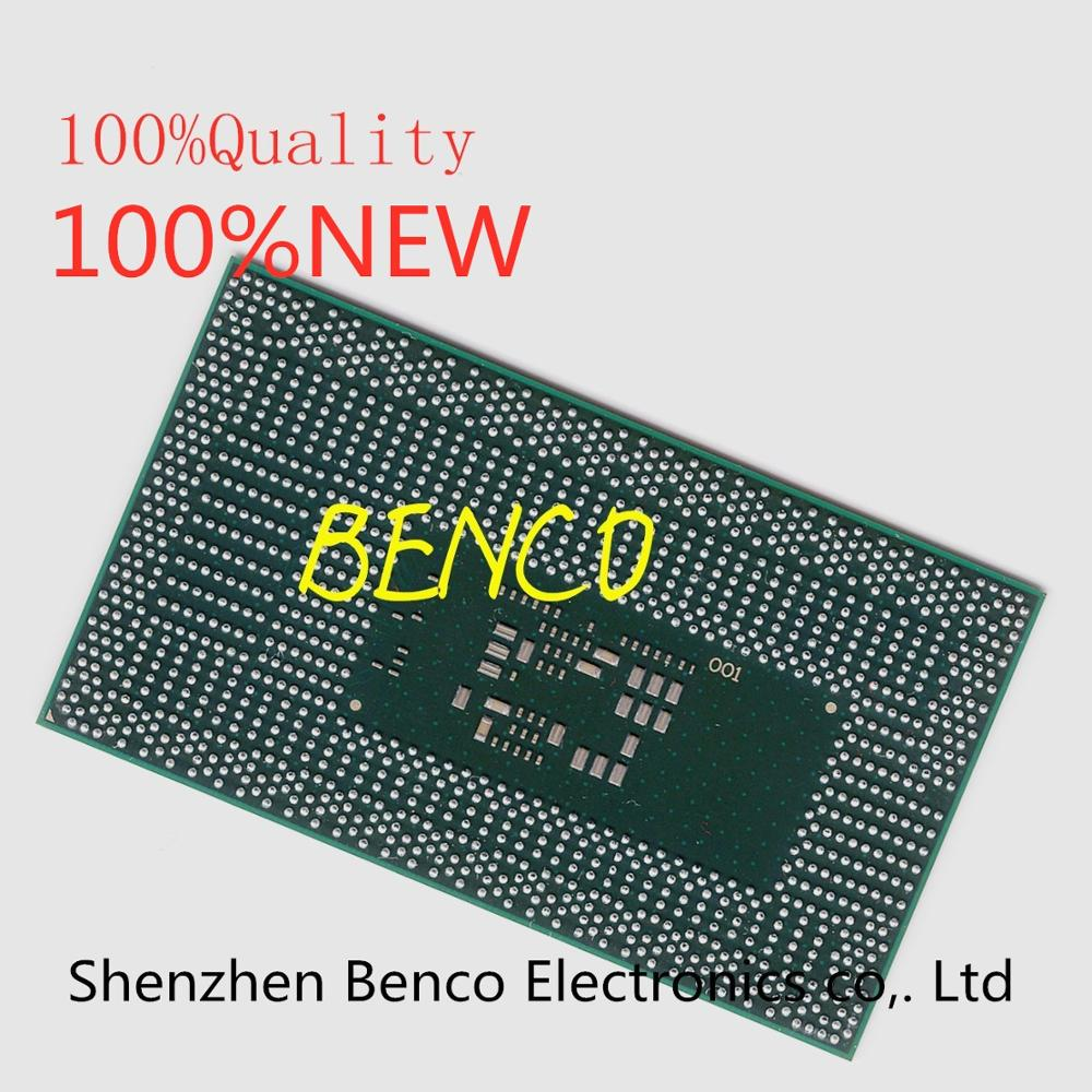 100% novo sr215 3205u celeron cpu bga chipset