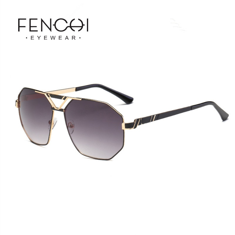 9 Colors New Style 2019 Luxury Brand Designer Sunglasses Men Women Vintage Oversized Glasses Man Oculos zonnebril