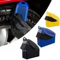 1pcs car wheel polishing waxing pp plastics polyester sponge brush washing cleaning brush sponge brush car detail clean