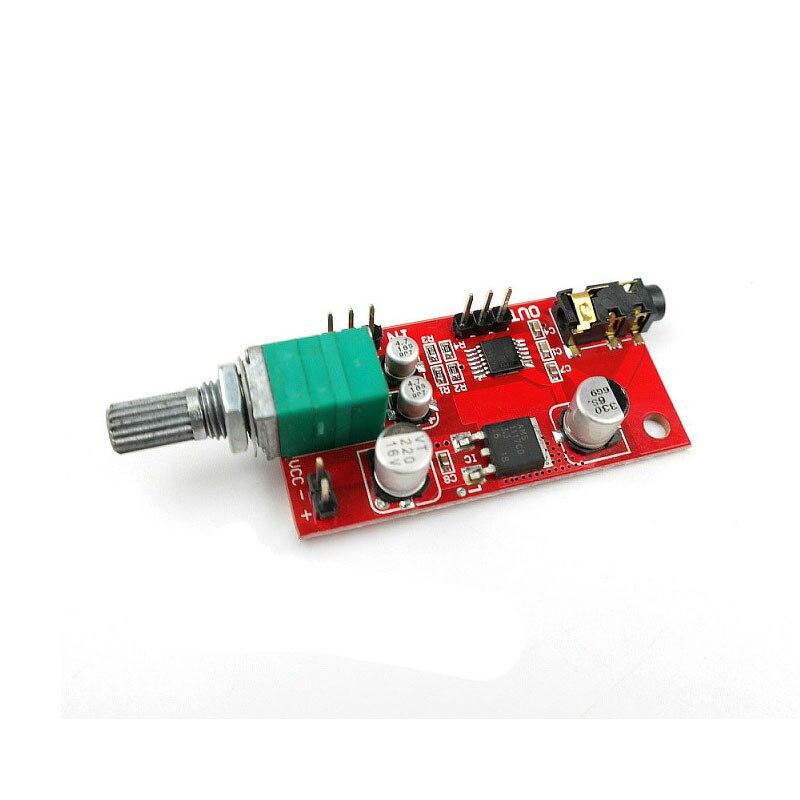 Placa amplificadora de auriculares SOTAMIA MAX4410, amplificadores de auriculares, Mini Audio en casa, amplificador de batería individual para preamplificador DIY