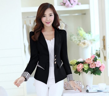 J40460 Fashion New Arrival OL Business Suit Blazer and Jacket Hot Selling Factory Outlet