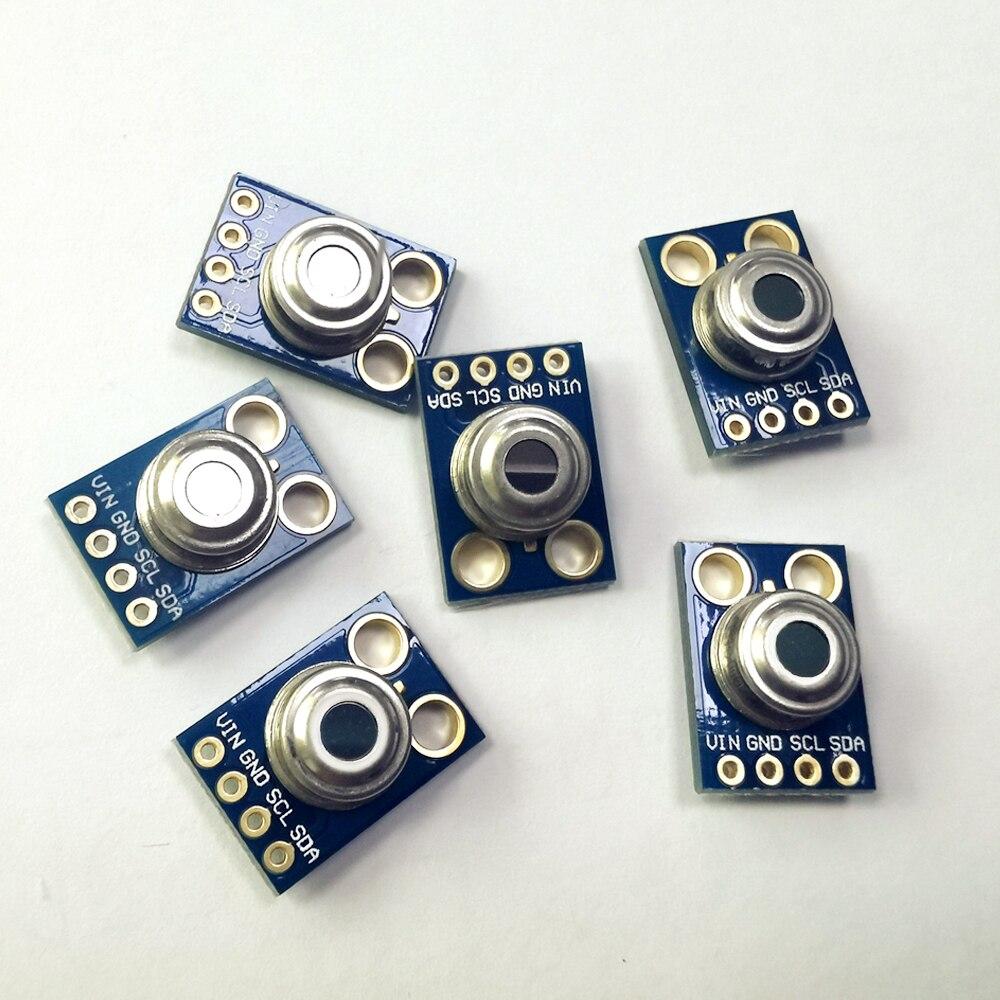 GY-MLX90614-BAA GY-906-BAA MLX90614ESF BAA MLX90614ESF-BAA ИК бесконтактный датчик температуры