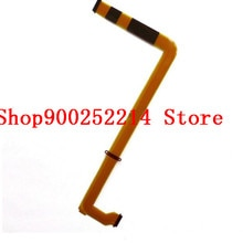 New Shaft Rotating LCD Flex Cable For Canon FOR Powershot G3X Digital Camera Repair Part