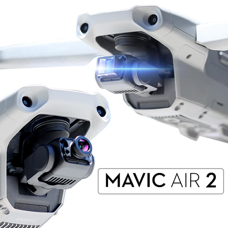 Ulanzi-عدسة الكاميرا Anamorphic DR-03 Dji Mavic Air 2 ، HD ، زاوية عريضة ، ملحقات الطائرات بدون طيار