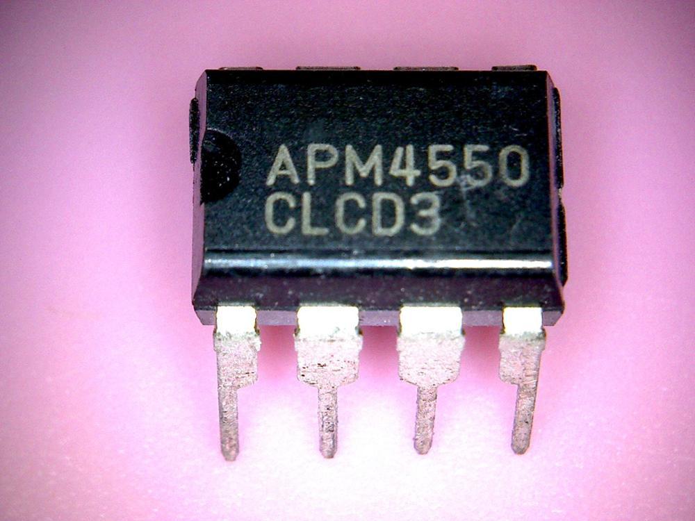 5 unids/lote APM4550 DIP-8 4500 DIP8 DIP en Stock nuevo original