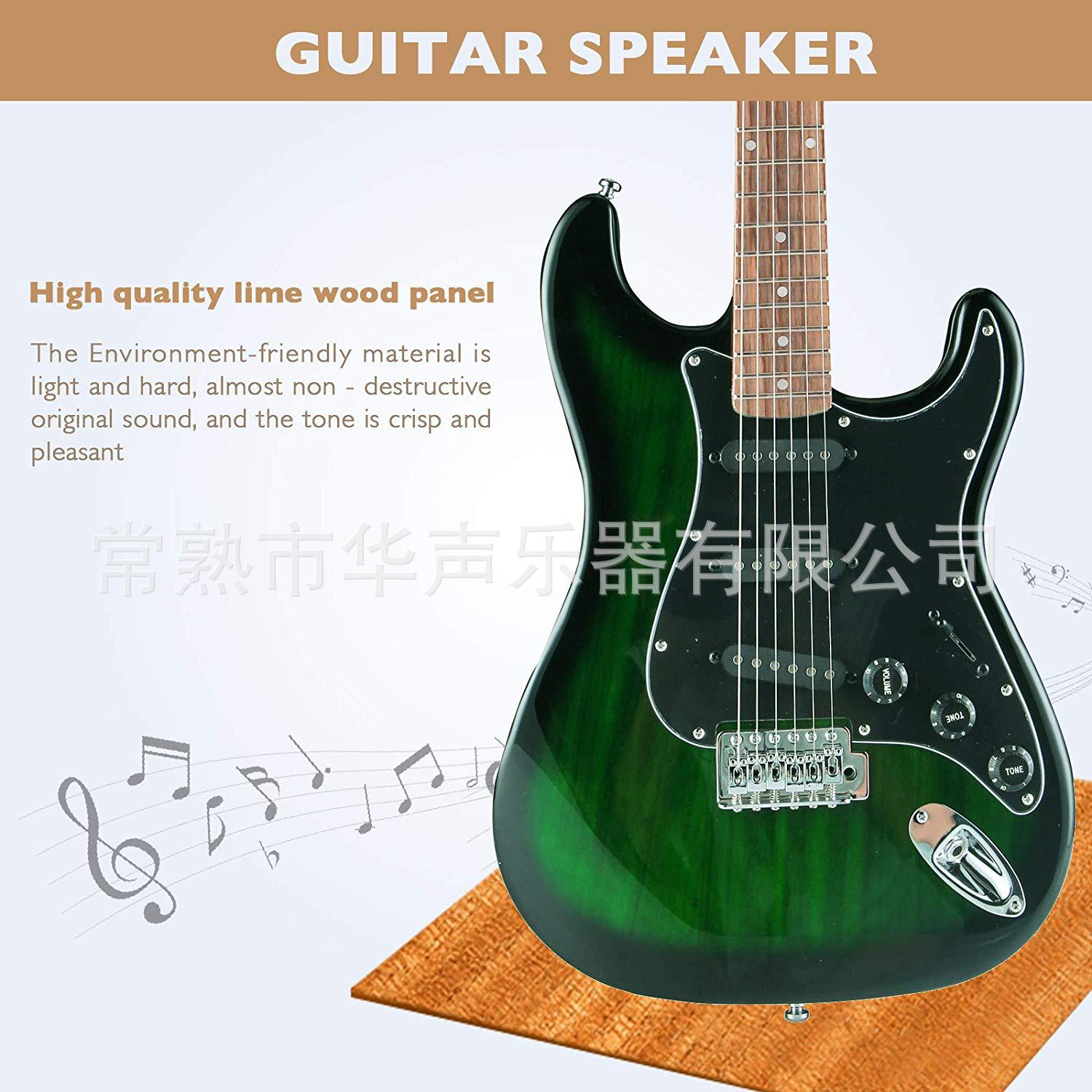 Accessories Electric Guitar Wood Bridge Gifts High Quality Electric Guitar Acoustic Violao Acustico Musical Instruments DL6DJT enlarge