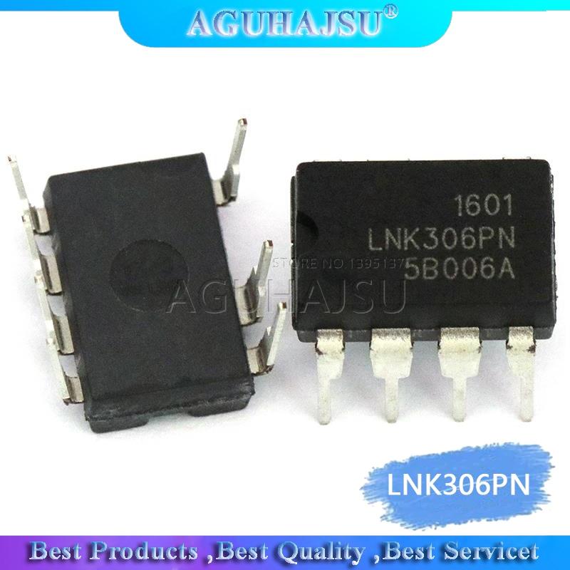 10PCS LNK306PN DIP7 LNK306P DIP LNK306 DIP-7 306PNmolewei neue und original IC