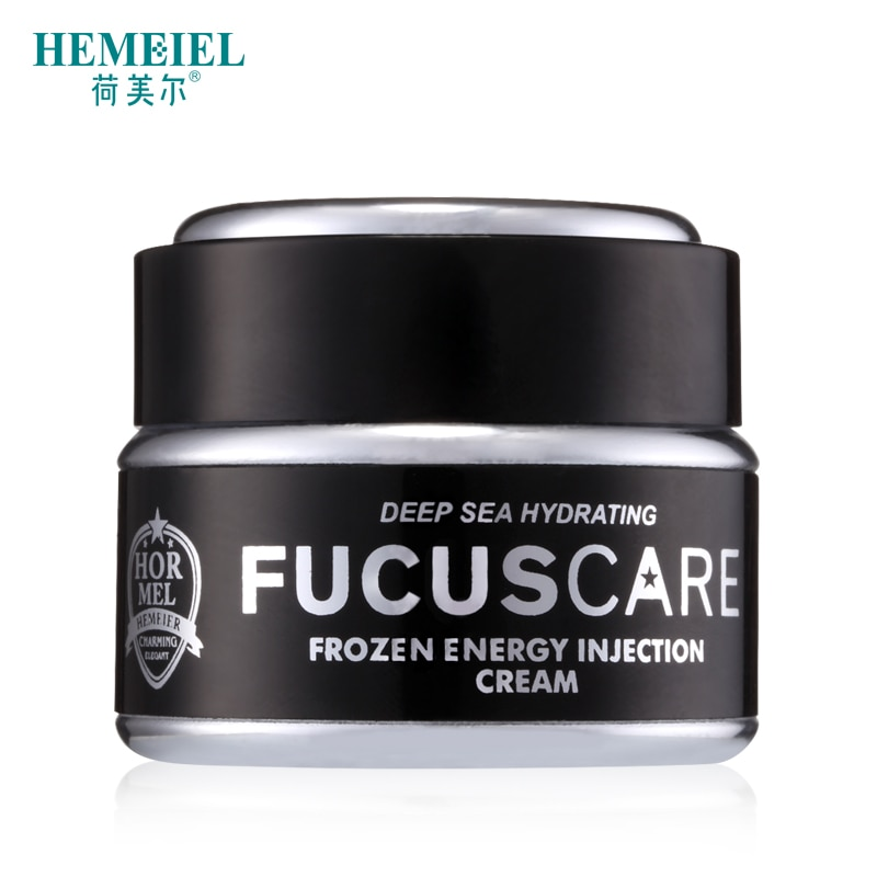 HORMEL Deep Sea Fucus Hydrating Cream Face Skin Care Moisturizer Brighten Nourish Anti Wrinkle Aging Korea Cream Improve Dryness