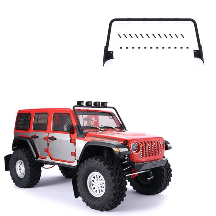 Подставка оссветильник ная DJ AXIAL SCX10 III, U-образная, для JEEP Wrangler, радиоуправляемые автомобили для взрослых, обновленные аксессуары, запчасти