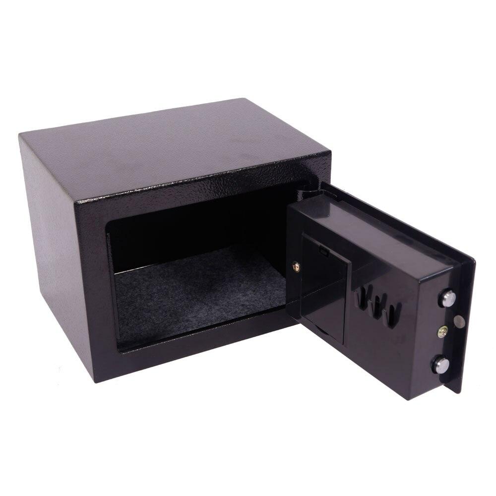 [Товары в США] Старк E17EF для дома и офиса, замок с клавиатурой безопасности, электронный цифровой стальной Сейф, черный