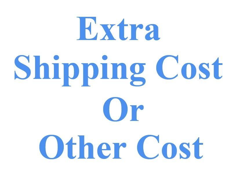 USD60 تكاليف الشحن الإضافية