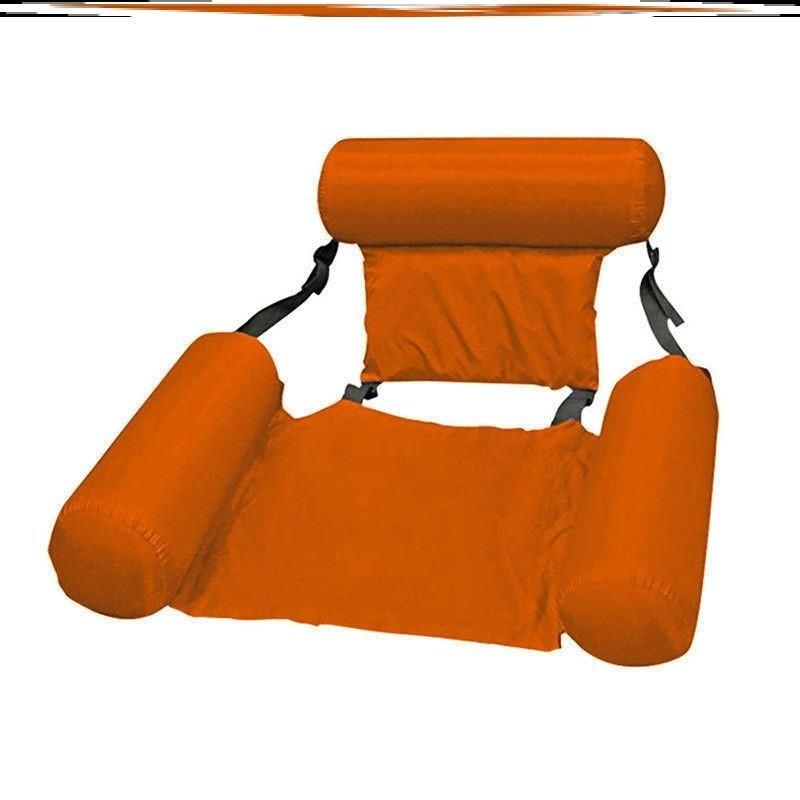 Colchones de aire de verano al aire libre para adultos, silla inflable portátil, colchón de aire Plegable para piscina, juguetes DM50AM
