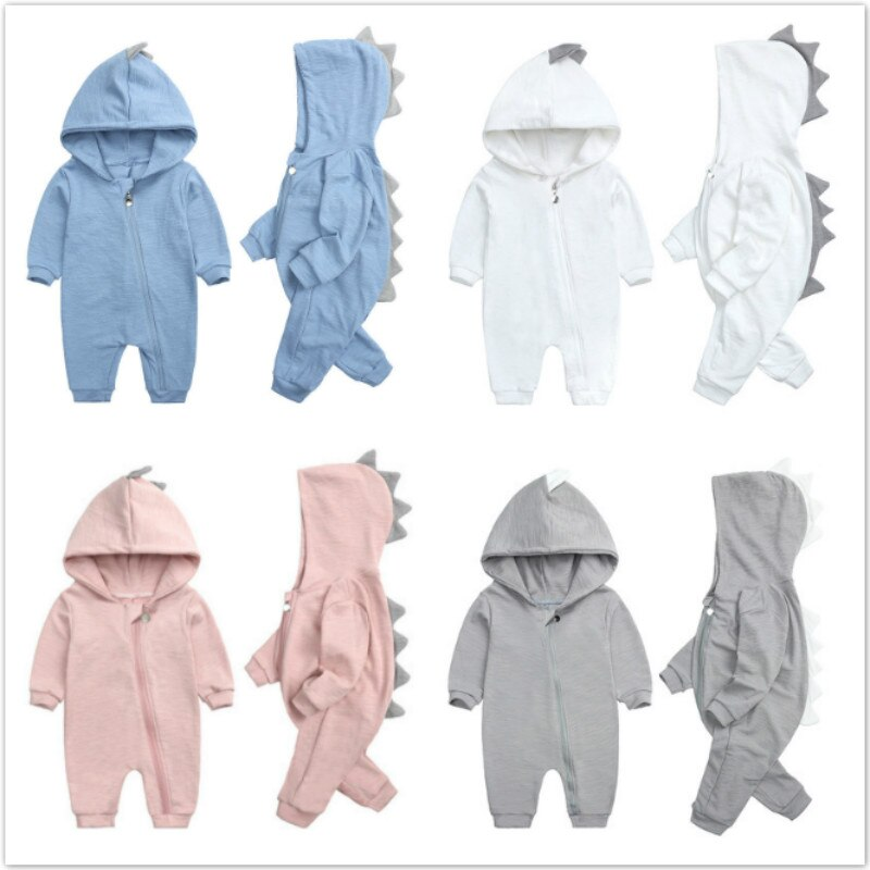 Baby Romper Long Sleeve One Piece Jumpsuit Boy Kids Clothes Autumn Spring Ropa Bebe Newborn Girl Out