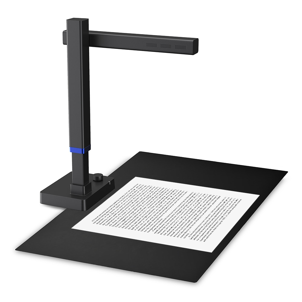 CZUR Shine-cámara de documentos portátil de 8 megapíxeles, escáner USB para oficina,...