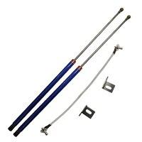 for Haval h6 2011-2018 Front Bonnet Hood Modify carbon fiber Gas Struts Lift Support Shock Damper Absorber