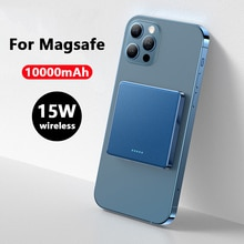 10000mAh 2021 NEW Magnetic Wireless Power Bank For Magsafe powerbank Mobile Phone Charger For iphone