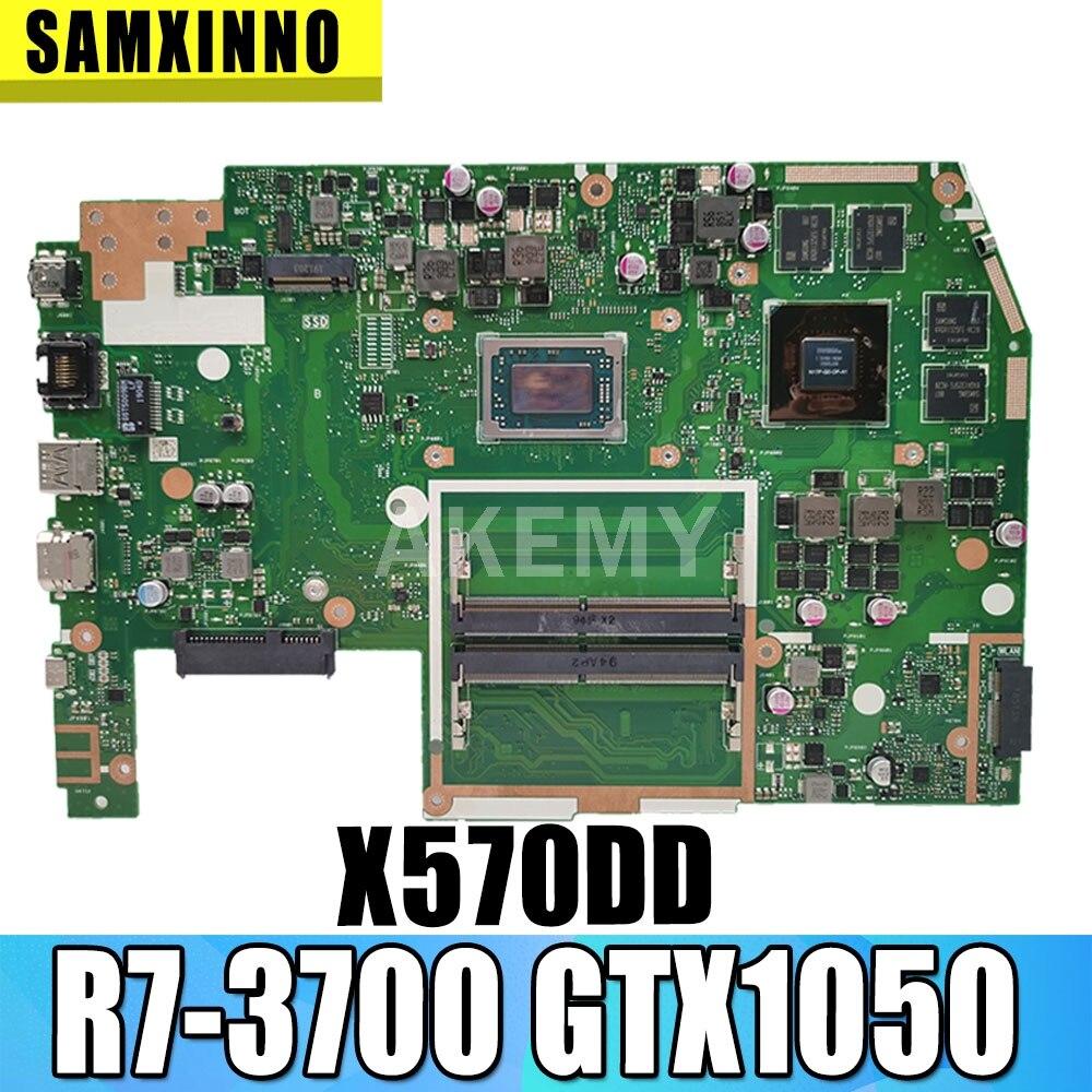 Placa base X570DD para For Asus TUF YX570D YX570DD X570D X570DD placa...