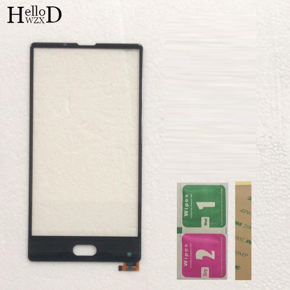 Panel táctil para pantalla táctil BluBoo S1, Sensor de lente de Panel táctil perfecto, Panel digitalizador de pantalla táctil, adhesivo para teléfono móvil TP