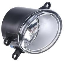 Lámpara de conducción luz antiniebla cristal + plástico 55W H11 luz de cruce 4300K 2 uds