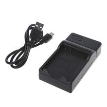 Chargeur de batterie pour nikon EN-EL14 Coolpix P7000 P7100 D3100 D3200 D5100 D5200 B95C