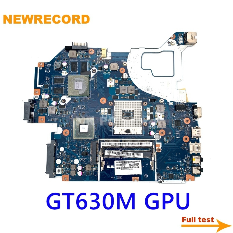 NEWRECORD NBRZP11001 NBY1X11001 NBRZK11001 Q5WVH LA-7912P main board for Acer aspire V3-571 V3-571G Laptop motherboard GT630M 1G la 7912p fit for acer gateway v3 571 v3 571g e1 571g nv56r notebook motherboard nbc1f11001 hm70 sjtnv pga989 ddr3 fully tested