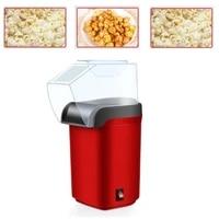 Facile a transporter electrique Air chaud pop-corn fabricant retro Machine cinema maison gastronomique sans graisse et sain operation facile
