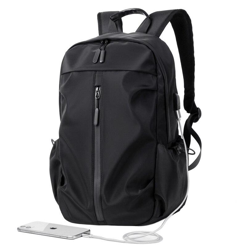2021 في الهواء الطلق على ظهره أكسفورد القماش على ظهره حقيبة حاسوب رجال الأعمال طالب حقيبة مدرسية حقيبة السفر Mochila الأنثوية كيس دوس
