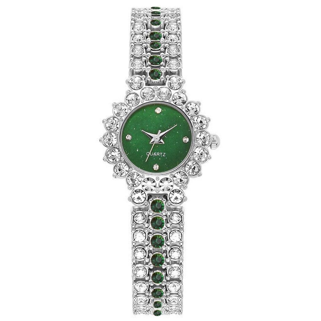 New top brand ladies bracelet watch starry sky full diamond small dial ladies watch fashion luxury quartz watch 2021