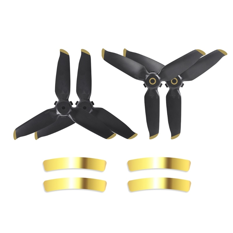 1Set Replacement Quick Release Propeller Prop Blades for D-JI FPV Drone 5328S Propellers Accessories