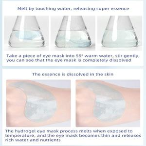 Hyaluronic Acid Eye Mask Remove Puffiness Dark Circles Patches Eye 60Pcs Anti Care Gel Moisturizing Collagen A7V8