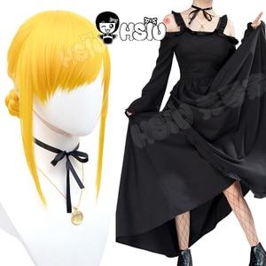 Alice Maid cosplay wig Long skirt Anime Alice long skirt Shinigami Bocchan to Kuro Maid cosplay「HSIU 」 Fiber synthetic wig