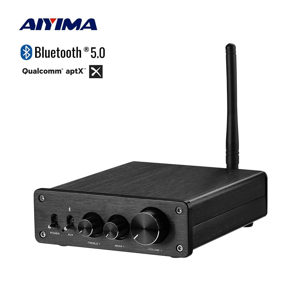 AIYIMA APTX HD بلوتوث 5.0 QCC3034 TPA3255 مكبر كهربائي 300Wx2 Hifi ستيريو الصوت أمبير مكبرات صوت مسرح منزلي مكبر للصوت