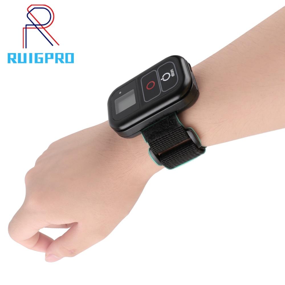 Wrist Strap Mount Belt Hand Band Adjustable Waterproof Velcro for GoPro Hero 8 7 6 5 4 3+ Wi-Fi Remote Controller