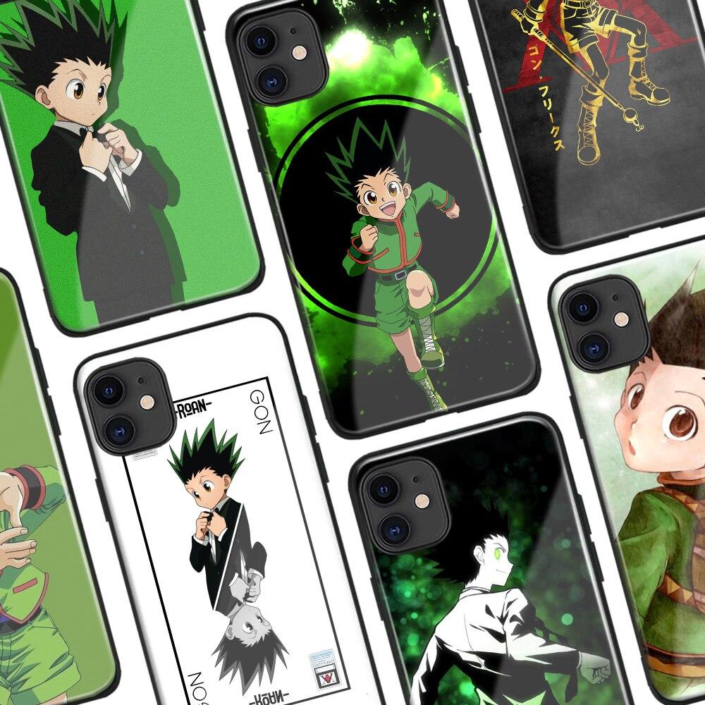 Vas a Hunter X Hunter HxH Manga teléfono casos para IPhone 11...