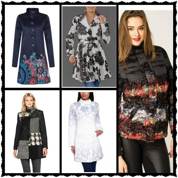 مصمم اسبانيا ملابس حريمي 2020 نساء موضة شعبية ضئيلة طباعة معطف المرأة معاطف خندق معطف للنساء