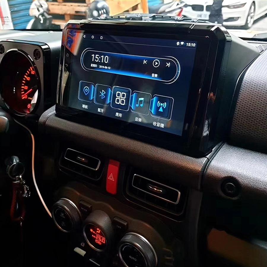 64GB Android 10,0 2Din coche Multimedia GPS para 2019 Suzuki Jimny Autoradio BT navegador estéreo unidad principal grabadora de cinta Radio