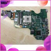 686280-501 686280-001 carte mère dordinateur portable pour Hp compaq CQ58 CQ58-2000 SLJ8F carte mère ordinateur portable carte mère jeu de puces HD HM75 ddr3