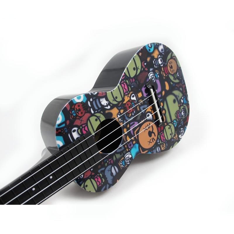 Original Ukulele Body Bariton Kids Barato Acoustic Small Guitar Red Beginner Travel Sports Gift Guitarra Entertainment ZZ50YL enlarge